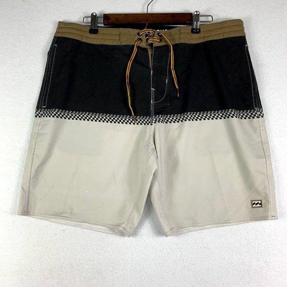 Billabong Men's Low Tide Board Shorts Size 36